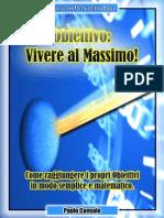 Obiettivo Vivere Al Massimo