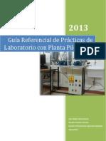 Manual de Practicas de Laboratorio Con Planta Piloto