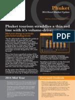 2014 Phuket Hotel Market Update 2014 09