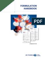 JRS Pharma Formulation Handbook