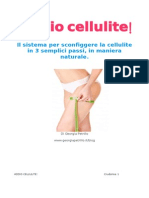 Addio Cellulite!