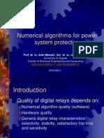 RZ2010 Numerical Algorithms