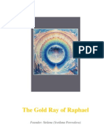 Gold Ray of Raphael