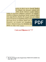 Catequeses - Cristo, Servo de Deus Fl 2 6-11