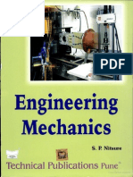 Engineering Mechanics by Nitsure