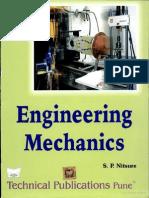 Engineering Mechanics by Nitsure
