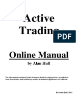 Active Trading Online Manual 2012