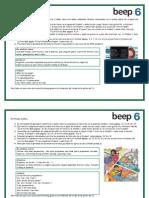 Entregado BEEP 6 (Cartas) Final