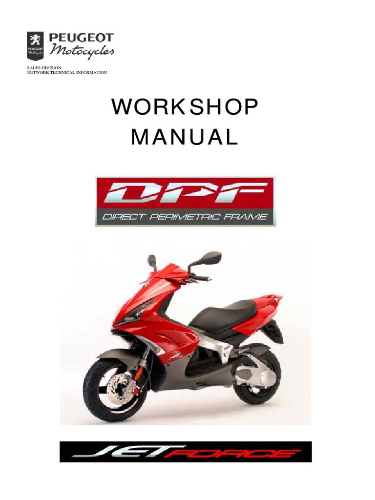 peugeot jetforce workshop manual | fuel injection | throttle peugeot jet force tsdi wiring diagram jet ski yamaha wiring diagram