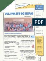 Alparticiero - Diciembre 2009