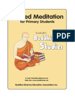 Buddhist Meditation - Guided Meditation for Primary Students