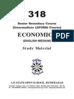 318 Economics Study Material Inner Titles EM