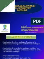 LES TROUBLES DU RYTHME ET DE LA CONDUCTION CARDIAQUE.ppt