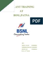Report Bsnl 2