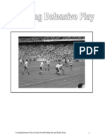 Coaching Defensive Play in Gaelic Football Philip Kerr and Paddy Flynn