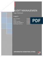 Audit Manajemen Makalah