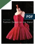 Fashion Design on Stand
