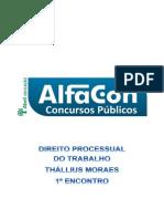 Alfacon Ricardo Tecnico Judiciario Do Trt Ba 5 Regiao Direito Processual Do Trabalho Thallius Moraes 1o Enc 20131205180254
