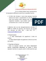 Crequipas Atlei 2014 Normas e Procedimentos