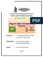 Yogurt Stevia Proyecto de Innovacion Tecnologica (1)