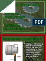 Turning Operations
