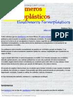 Elastómeros Termoplásticos