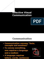 Effective Visual Communication