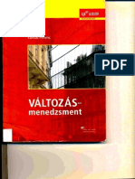 Farkas Ferenc - Változásmenedzsment