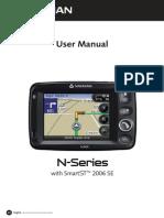 Navman Manual NSeries