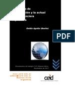 AGUILAR. El Proceso de Globalización y La Actual Crisis Financiera Capitalista