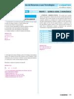 C1 Exercicios 3serie 2opcao 1bim Quimica