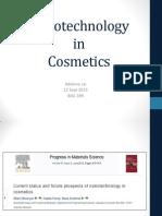 399 Presentation - Cosmetics