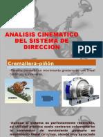 Analisis Cinematico Del Sistema de Dirección