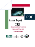 Annual Report 2004 Porzana Carolina