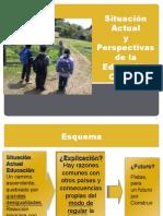 Situación Actual de La Eduaciòn Chilena