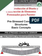 ABC Introducción Al Diseño y Construcción de Elementos Pretensados Para Puentes