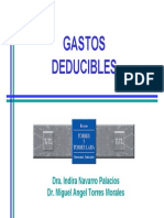 Gastos Deducibles[1]