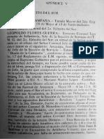 Diario de Campaña Del 2° Ejercito Del Sur 1880