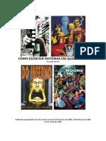 Como Escrever Historias Em Quadrinhos - Alan Moore