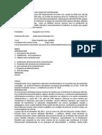 Acta Deconformacion Del Equipo de Sistemacion