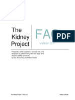 Kidney Project Patient FAQ UCSF