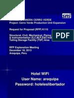 K115 RFP Explain Presentation