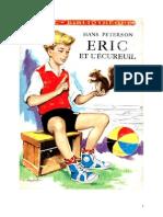 IB Peterson Hans Eric Et l'Ecureuil 1961
