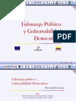 Liderazgo Político y Gobernabilidad Democrática - (84 Pág - 13.990 Kb)