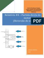 relatório - 4 partida do motor trifasico com reversao.pdf