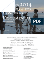 Convocatoria Fdc2014 Documental