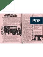 Los Cam Bi Antes El Origen Fanzine, 1990