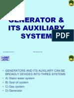 Generator Auxiliaries