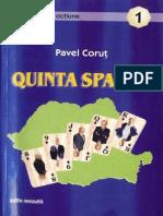 [Www.fisierulmeu.ro] 44089329 Pavel Corut Quinta Sparta