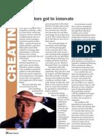 Innovators Got to Innovate (FREE pdf)